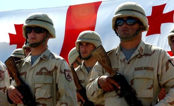 ВАфганистане получили ранения трое грузинских военнослужащих