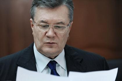 На Украине арестовали гаражи и корабль Януковича