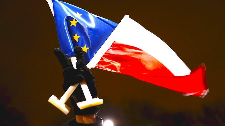 Newsweek: вне Евросоюза Польша никому не будет интересна