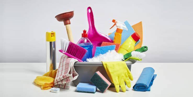 Простые советы по уборке дома