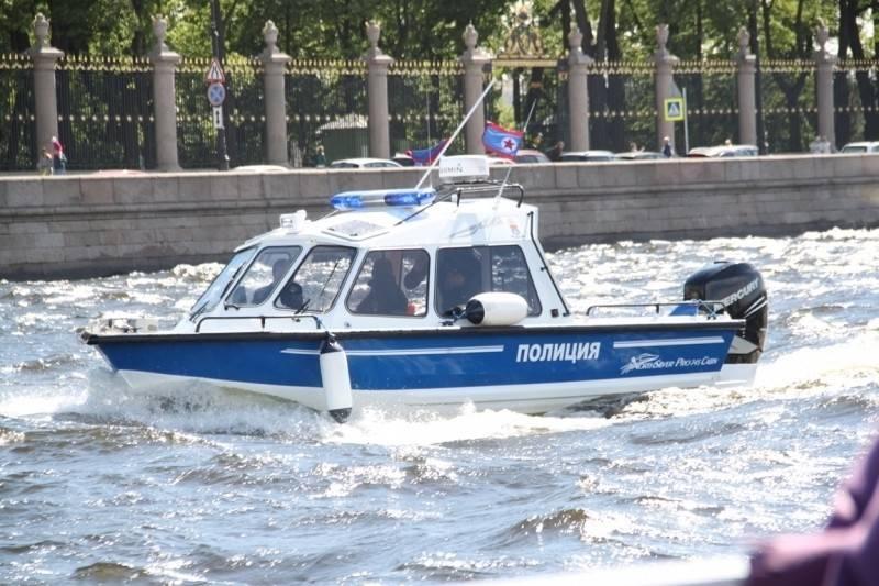 За порядок на воде. День речной полиции России