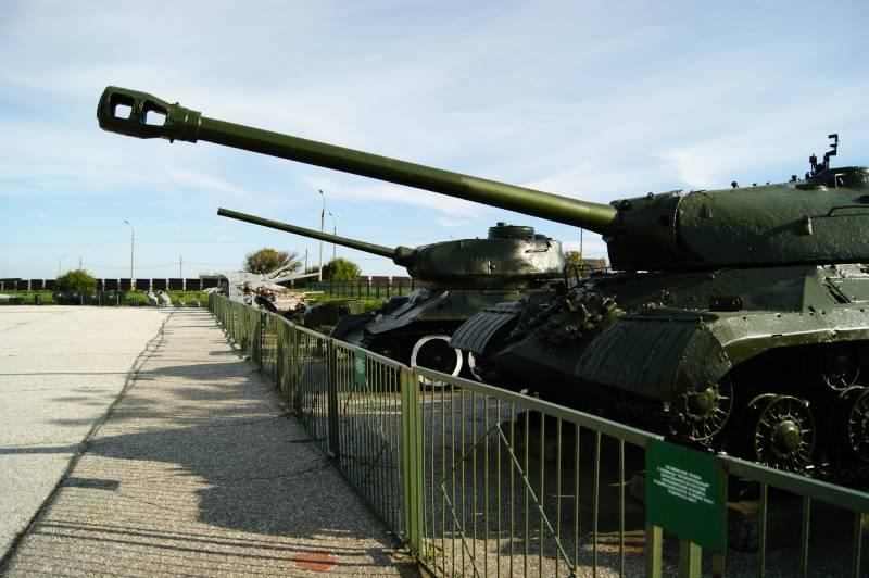 Музей военной техники Новоро…