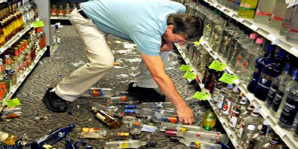Если вы разбили  товар в магазине, делайте  так!