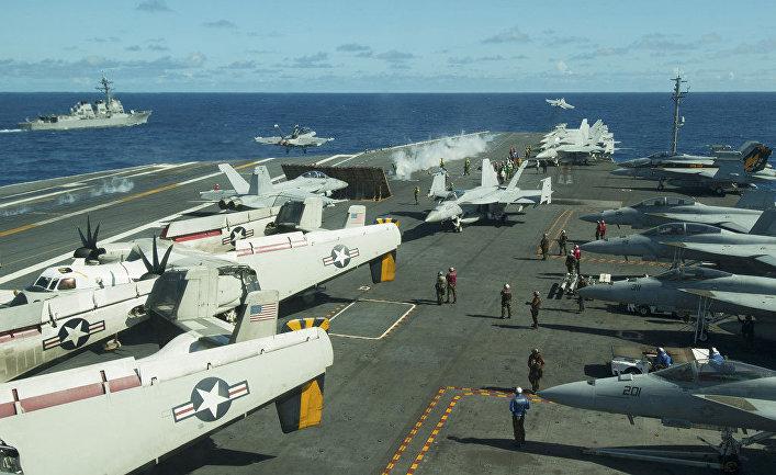 Как американские ВМС намерены одолеть китайскую и российскую ПВО (The National Interest, США)