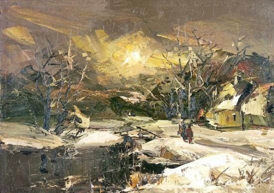 художник Иван Агеев картины – 25