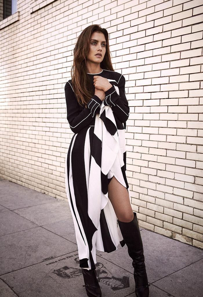 Ханна Уэр — Фотосессия для «Flaunt» 2015