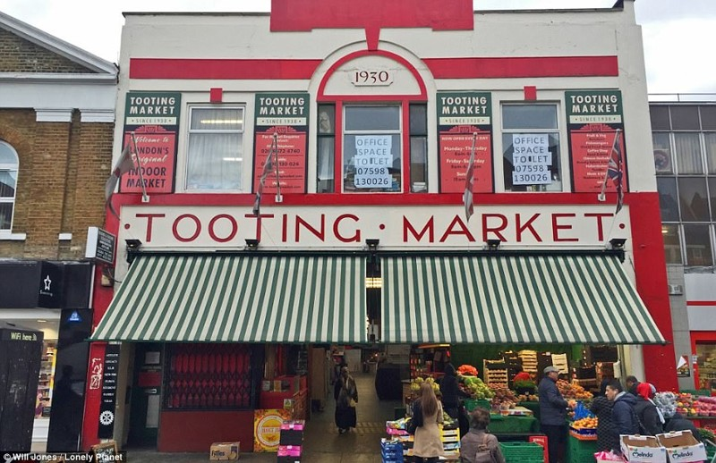 Tooting, Лондон Lonely Planet, города мира, путеводитель, районы, туризм, туристические