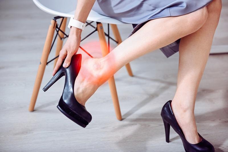 Как правильно подобрать туфли на каблуке
