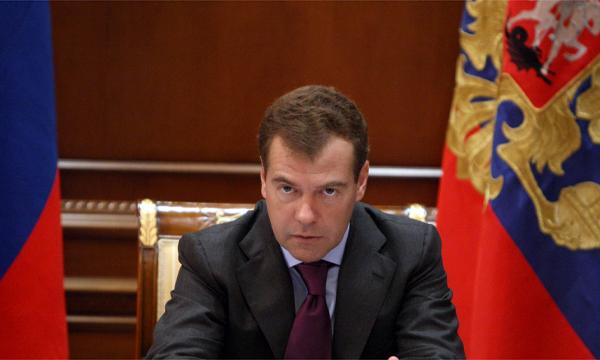 Медведев назвал развитие ЖКХ приоритетным направлением финансирования