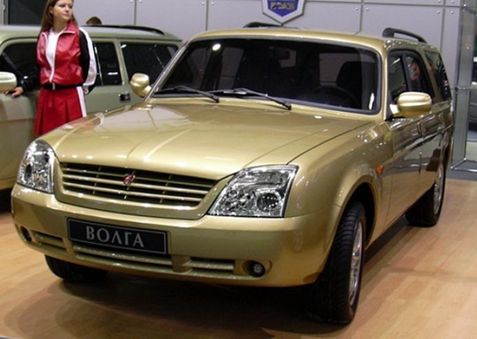 Один из прототипов автомобиля «Волга» был изготовлен в Челнах