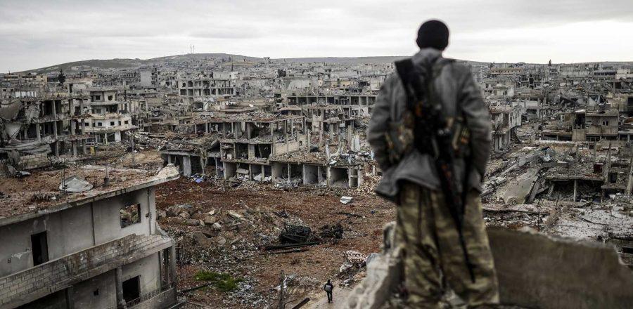 Война в Сирии: Алеппо освобождён, но все еще в большой опасности