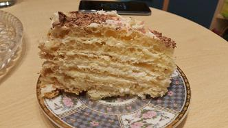 Торт «Milchmdchen» («Молочная девочка») - авторский рецепт