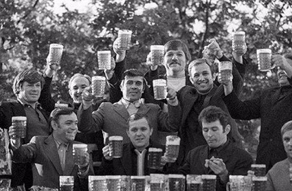 Особенности употребления пива в СССР