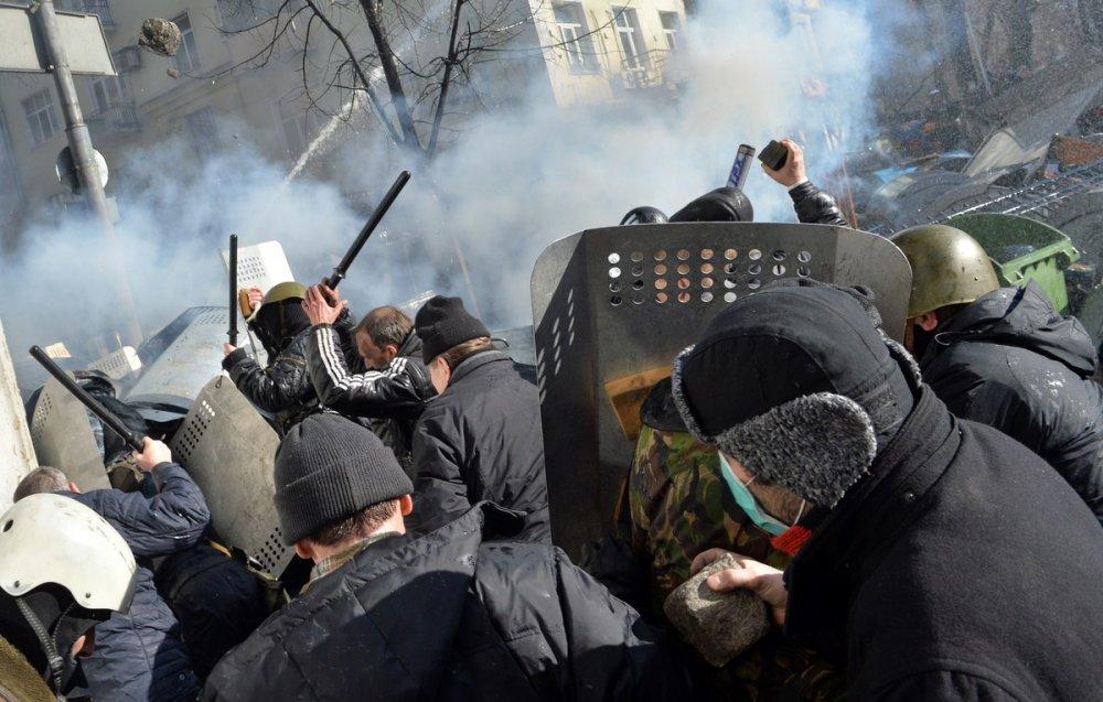 Донбасс отдыхает. Бунт на Западной Украине будет сильнее