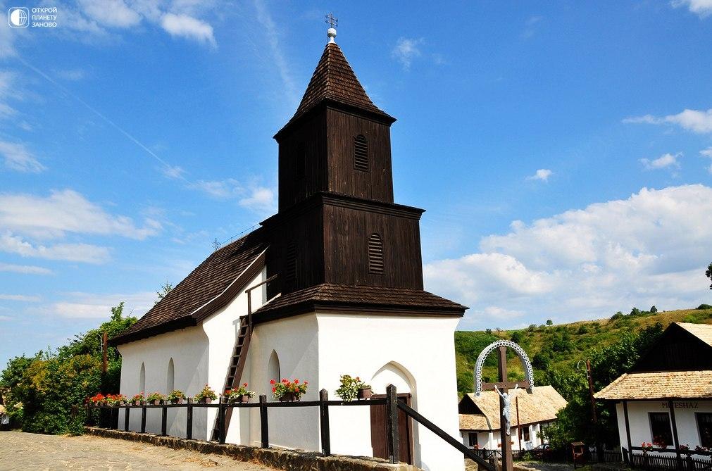 Расположившаяся к северо-востоку от Будапешта деревушка Холлокё - одно из самых удивительных мест Венгрии.