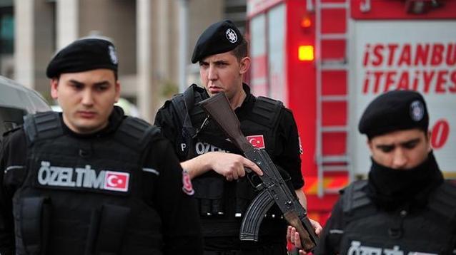 Предполагаемый исполнитель теракта в Турции задержан