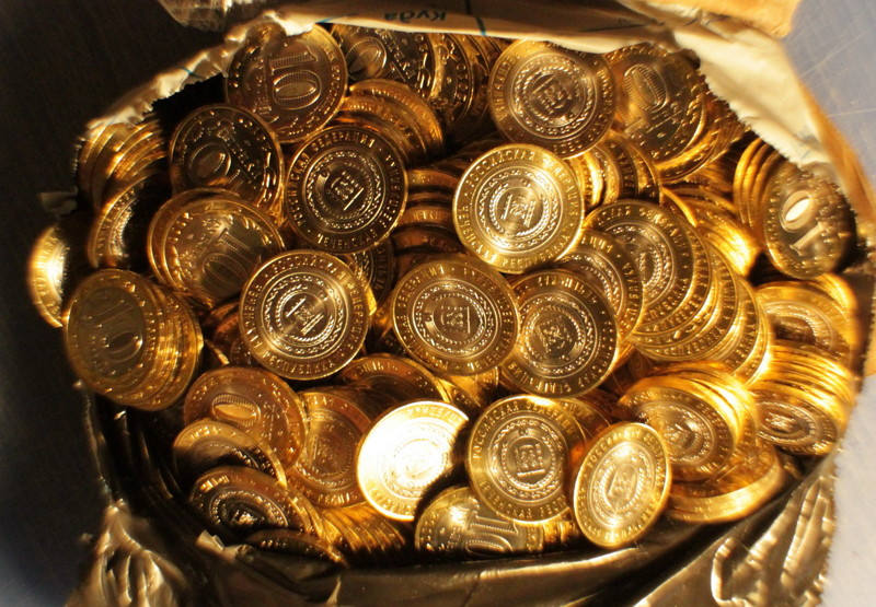 Поройтесь в копилке, возможно вы уже миллионер! коллекция, монеты, редкость
