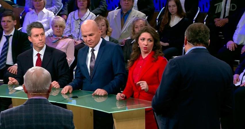 Гостевая фига на российском ТВ: кого представляют эти Ковтуны и Бомы?