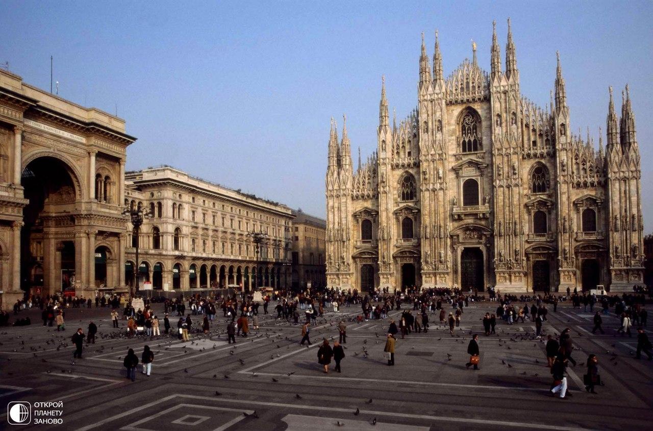 Миланский собор — кафедральный собор