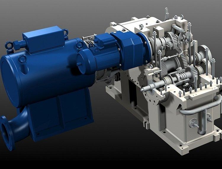 Ударное импортозамещение РФ: новый тип системы газотурбинного двигателя