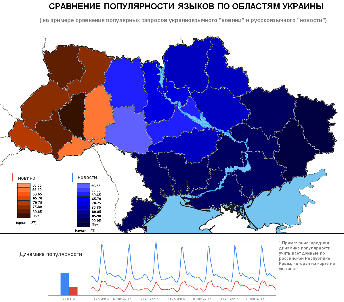 Схід України буде українськи…