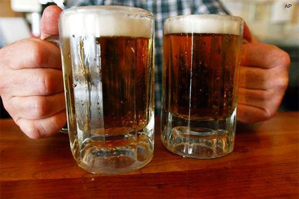 Чешские ученые выяснили: Пиво разлагает внутренние органы
