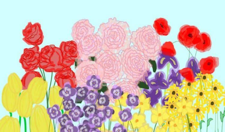 Тест: Выберите понравившийся цветок, и узнайте кое-что новое о своем характере!