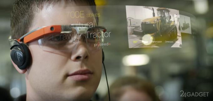 Смарт-очки Google Glass: Перезагрузка