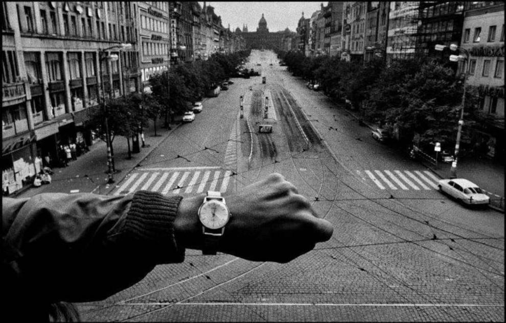 Выставка работ легендарного фотографа-документалиста Йозефа Коуделки