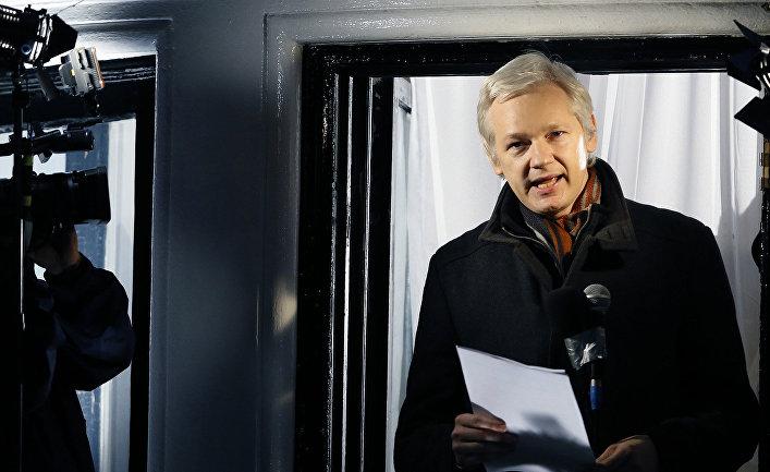 Джулиан Ассанж (Julian Assange) заявил, что Россия не причастна к взлому