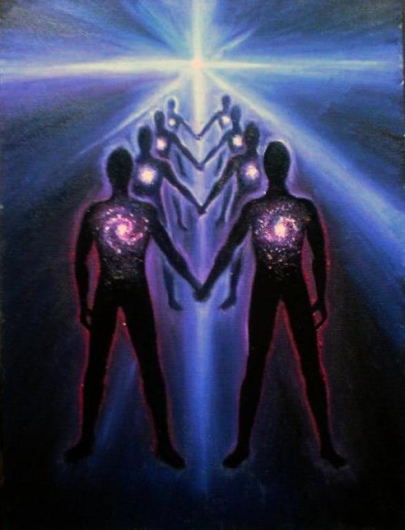 Damkin: Связь мифа «Нисхождение Инанны в нижний мир» с современными представлениями о душе и ее переселении с позиций IT технологий