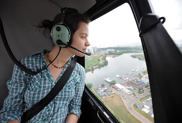 Появится ли в России воздушное такси