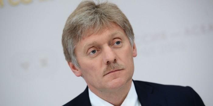 В Кремле назвали воскресную несогласованную акцию в Москве провокацией