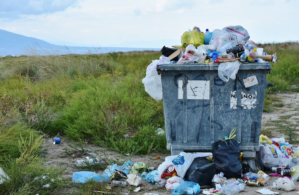 Павел Шипилин: Много мусорим