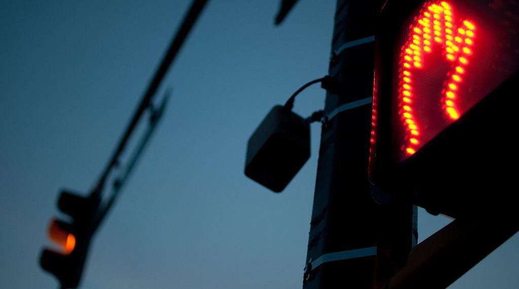 Законопроект об увеличении штрафа за непропуск пешехода прошел первое чтение