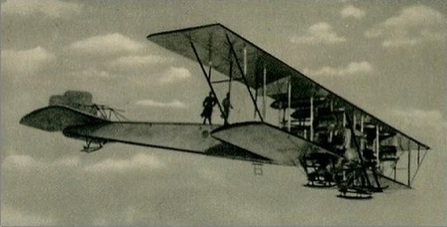 Николай Второй как родоначальник русской авиации