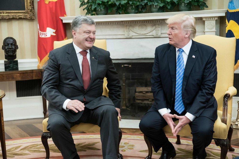 Джавелины руками не трогать: американцы обманули Порошенко