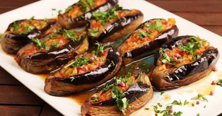 Невероятно вкусные баклажаны по-турецки