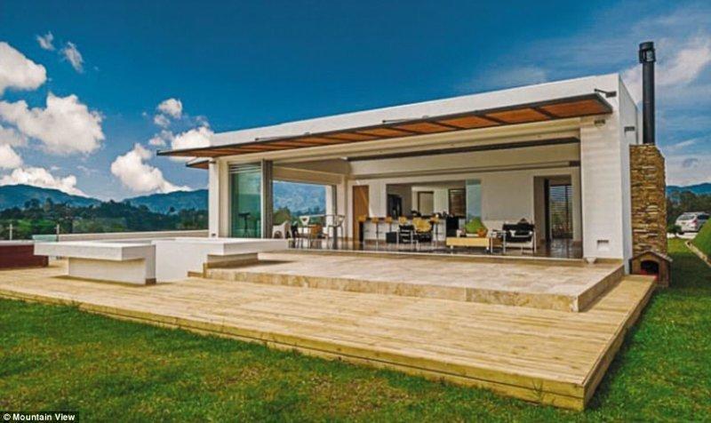 9 самых стильных и необычных домов отдыха со всего мира Дом отдыха, гостевой дом, гостевой домик, дома отдыха, познавательно, путешествия, туризм, туристу на заметку