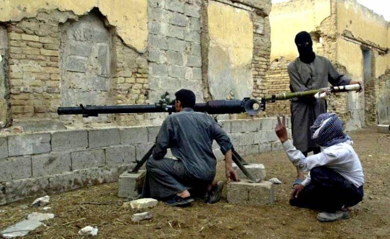 Боевики в Сирии применили против войск САА гранатометы СПГ-82