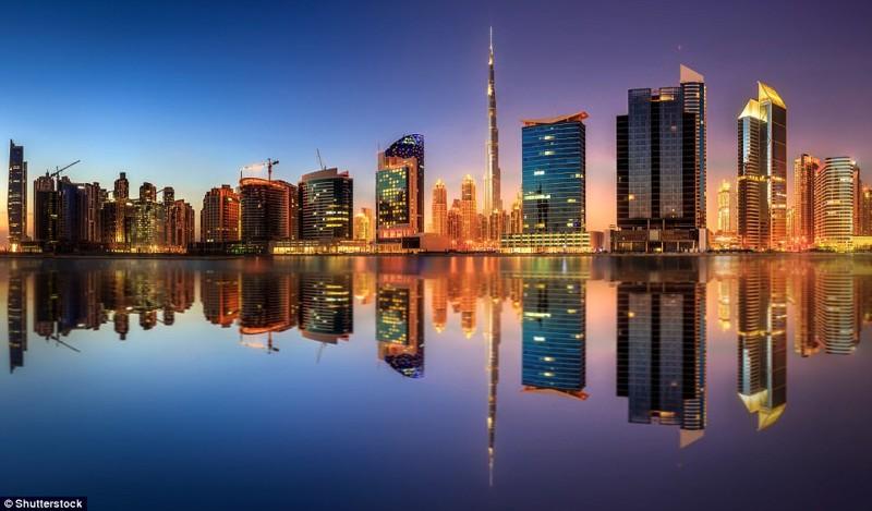 Business Bay, Дубай Lonely Planet, города мира, путеводитель, районы, туризм, туристические