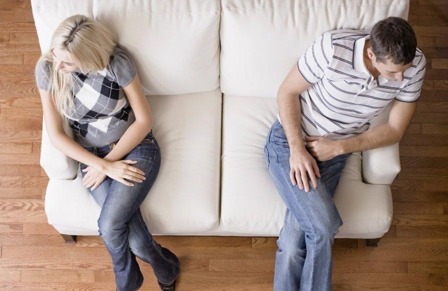 После свадьбы у нас с мужем  пропал хороший секс...
