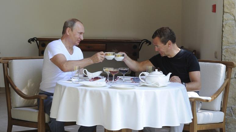L'Espresso: если не Путин, то снова Медведев