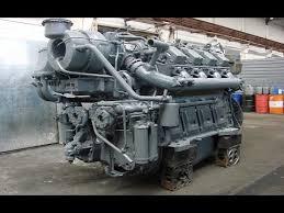 Запуск разных двигателей. Подборка
