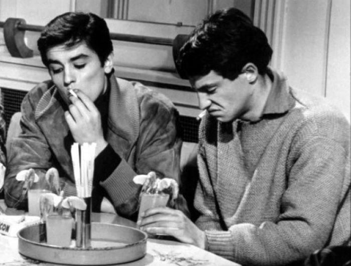 Первая совместная съемка. Фильм *Будь красивой и молчи*, 1958 | Фото: trinixy.ru