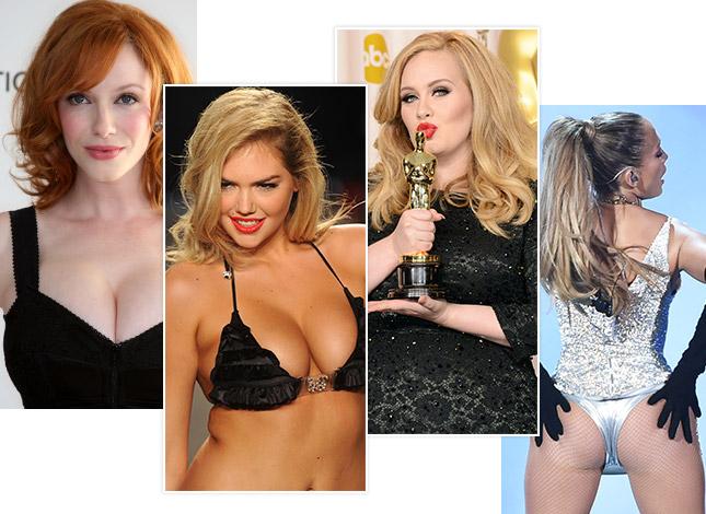 Не надо стесняться: 8 девушек с пышными формами, которые ими гордятся