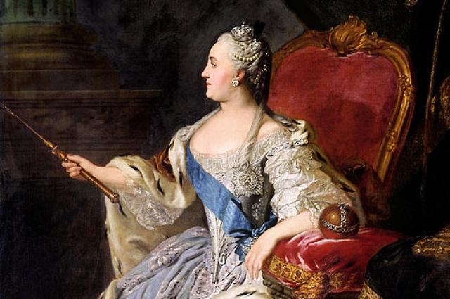 Как и для чего Екатерина II Великая ездила в Крым