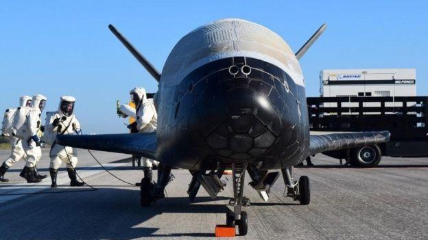 Что делал в космосе секретный американский самолет X-37B?
