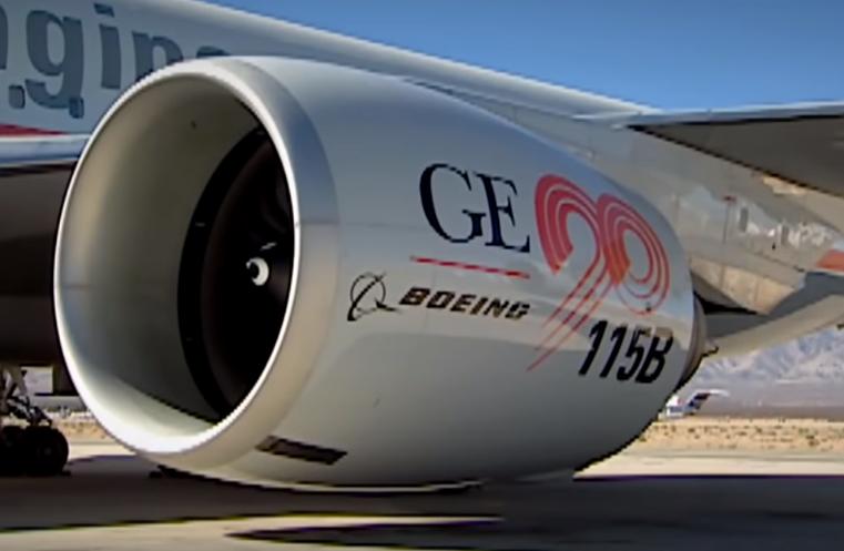 Boeing 777X не может соверши…