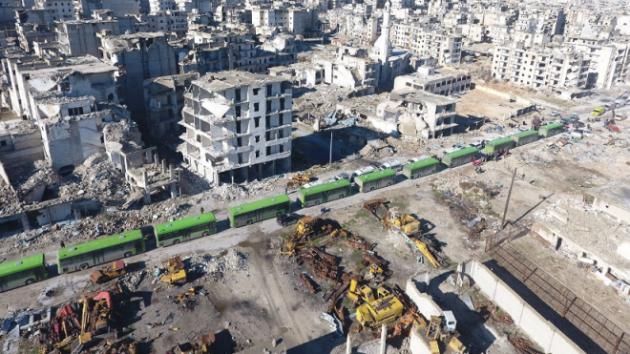 Разоблачение НАТО: инструкторов в Алеппо было намного больше